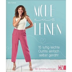 Mode Leinen, 15 luftige Outfits